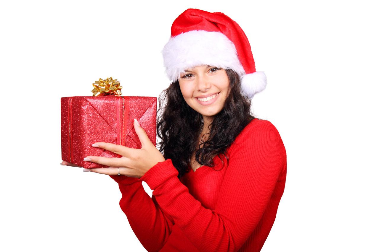 guapa + regalo