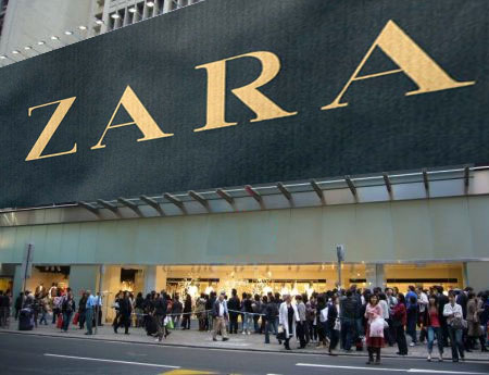 Zara en Hong Kong